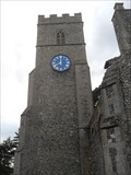 Image for The Bell Tower - St.Andrew's Church, Church Lane, Bradenham, Norfolk. IP25 7QP