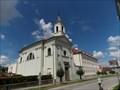 Image for kostel sv. Jana Krtitele - Vodnany, okres Strakonice, CZ