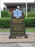 Image for The Ambulance Memorial - The National Memorial Arboretum, Croxall Road, Alrewas, Staffordshire, UK