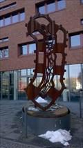 Image for Skulptur vor der Bio-City - Leipzig, Sachsen