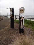 Image for Bathing Nuns Bollards - Geelong Waterfront, Victoria, AU
