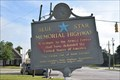 Image for Blue Star Memorial Highway, US 1, McBee, SC USA