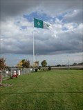Image for The Franco-Ontarian Flag - Casselman, ON