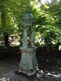 Image for Fontaine Wallace 1 - Jardin des Plantes - Nantes, France