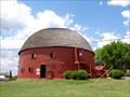 Image for Arcadia Round Barn - Arcadia, Oklahoma, USA.