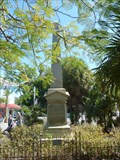 Image for Officers, Sailors, & Soldiers Obelisk - Key West, FL