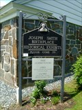 Image for Joseph Smith Birthplace - South Royalton, VT