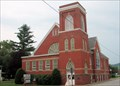 Image for First United Methodist Church (Medodist Episcopal)  -  Youngsville, PA