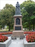 Image for Queen Victoria Statue - Christchurch, New Zealand
