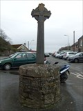 Image for Cross on the Grist - Laugharne - Wales, Great Britain.