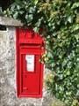 Image for Victorian Wall Post Box - Baldhu - Truro- Cornwall - UK