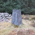 Image for O.S. Triangulation Pillar - Cuttie's Hillock, Aberdeenshire.