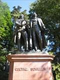 Image for Johann Wolfgang von Goethe and Friedrich Schiller - San Francisco, CA