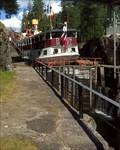 Image for Vrangfoss sluser - Telemarkskanalen -