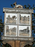 Image for Village Sign, Little Hadham, Herts, UK