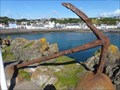 Image for Dorn Rock Anchor - Portpatrick, Scotland, UK