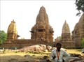 Image for The Temples of Khajuraho - Madhya Pradesh, India