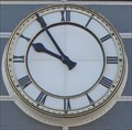 Image for Manchester Central Convention Complex Clock – Manchester, UK