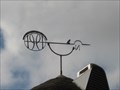 Image for 1991  Dated  weathervane - Alcester