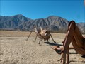 Image for Giant Scorpion and Cricket - Borrego Springs, CA