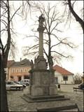 Image for Mariansky sloup / Marian column, Tynec nad Labem, CZ
