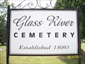 Image for Glass River Cemetery Antrim Center Michigan USA