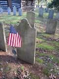 Image for Joseph Burroughs - Old Pittsgrove Presbyterian Cemetery - Daretown, New Jersey