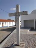 Image for Cruzeiro da Igreja da Nossa Senhora do Outeiro, séc. XX - [Cuba, Beja, Portugal]