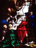 Image for Sanctury Window - St Chad's Church - Shrewsbury - Shropshire, UK.
