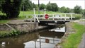 Image for Swing Bridge 30 Over The Peak Forest Canal - Furness Vale, UK