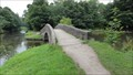 Image for Arch Bridge 60A On Leeds Liverpool Canal Basin - Haigh, UK