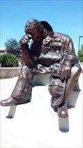 Image for Grieving Firefighter - Sparks Memorial Park - Spark, NV