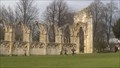 Image for St Mary's Abbey - York, Great Britain.