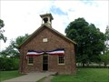Image for One-Room Schoolhouse - Greenfield Village - Dearborn, Michigan, USA
