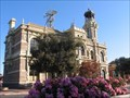 Image for LORD JERSEY AT BROKEN HILL; OPENING OF TOWN HALL - Broken Hill - NSW -Australia