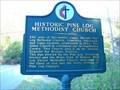 Image for HISTORIC PINE LOG METHODIST CHURCH