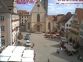 Image for Webcam Marktplatz, Rottenburg, BW