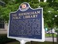 Image for Birmingham Public Library - Birmingham, Alabama