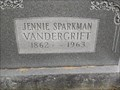 Image for 100 - Jennie S. Vandergrift, Cassville, MO