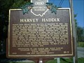 Image for Harvey Haddix : Marker #18-11