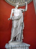 Image for Antinous & 1863 Antinous Asteroid - Vatican City State
