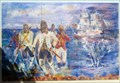 "Image for Fort George Mural ""Spanish Attack"" - George Town, Cayman Islands"