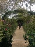 Image for La pergola du jardin anglais des jardins de Chaumont sur Loire - France