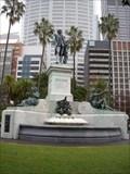 Image for Captain Arthur Phillip RN, Royal Botanic Gardens, Sydney, NSW, Australia