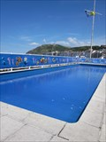 Image for Marina Child Public Pool, North Beach, Aberystwyth, Ceredigion, Wales