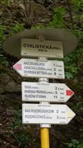 Image for Rozcestnik (Cyklisticka (prist.) 238m) - Brno, Czech Republic