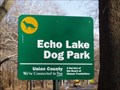 Image for Echo Lake Dog Park