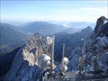 Image for Zugspitze 2962m