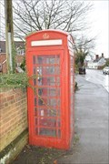 Image for Red Telephone Box - Marston