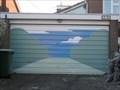 Image for Garage Door Art, Cogenhoe, Northampton, UK.